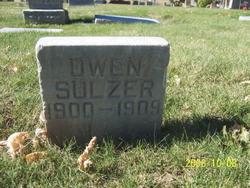 Owen Sulzer