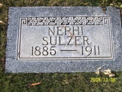 Nephi Sulzer