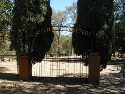 Thompson Flat Cemetery