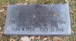 Albert C Blair