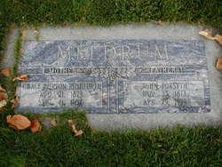 John Forsyth Meldrum