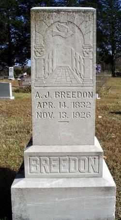Ambrose Jackson Breedon