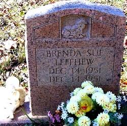 Brenda Sue Leffhew