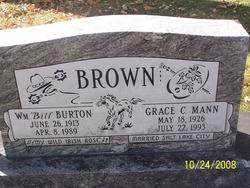 William Burton Brown