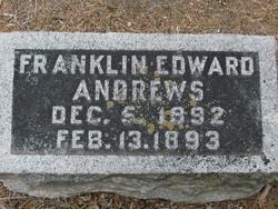 Franklin Edward Andrews