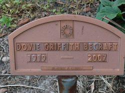 Dovie Louise <I>Griffith</I> Becraft