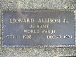 Leonard Allison, Jr