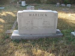 Joseph Sale Warlick