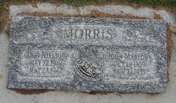 John Marlow Morris
