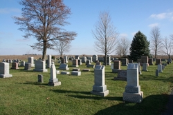 Roanoke Mennonite Cemetery