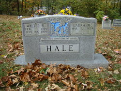 Walter R Hale