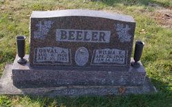 Wilma E <I>Mayer</I> Beeler