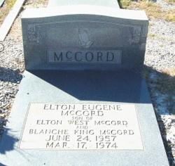 Elton Eugene McCord