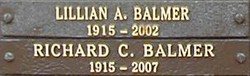 Lillian Ada <I>Pardee</I> Balmer