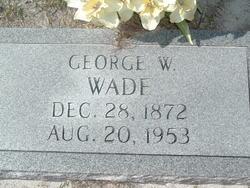 George W Wade