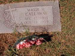 Maggie M Callaway