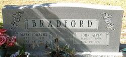 "Mary ""Beth"" <I>Edwards</I> Bradford"