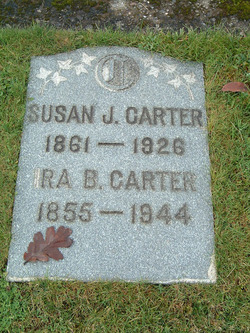Susan Johnny <I>Thomas</I> Carter