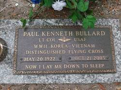 Paul Kenneth Bullard