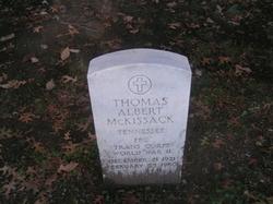 Thomas Albert Mckissack