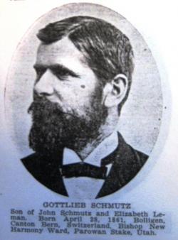 Gottlieb Schmutz