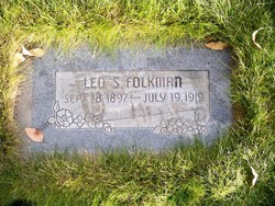 Leo Stewart Folkman