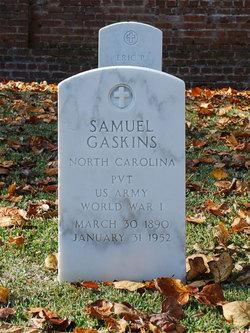 Samuel Gaskins