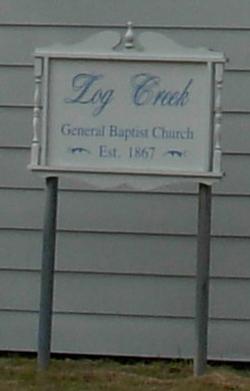 Log Creek Cemetery