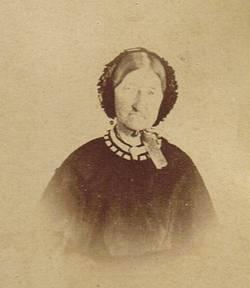 Mary Ann <I>Adams</I> Thomas