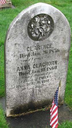 Anna Claghorn Alvord