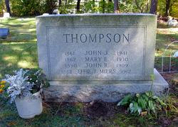 Effie M <I>Thompson</I> Miers