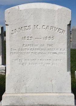 James M Carver