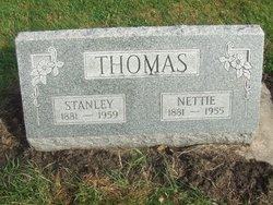 Nettie <I>Wools</I> Thomas