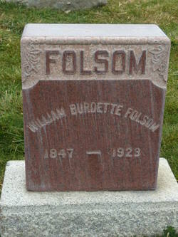 William Burdette Folsom