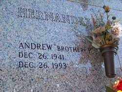 "Andrew P. ""Brother"" Hernandez"