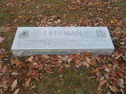Catherine <I>Seward</I> Freeman