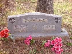 "Mintus Clemons ""Mint"" Crawford"