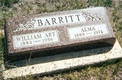 Alma Marie <I>Walters</I> Barritt