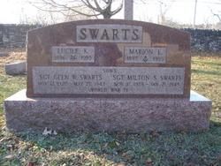 SGT Glen W Swarts