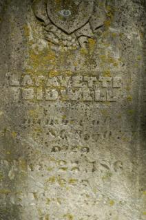 Lafayette Bidwell