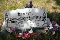 Carl W. Barritt