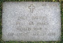 Jack Batups