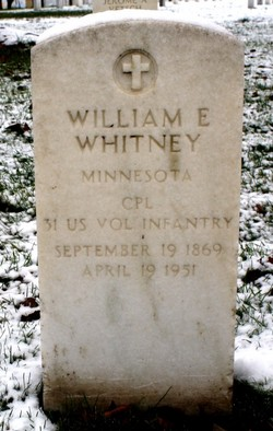 William E Whitney