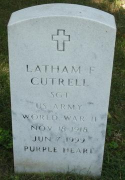Latham F Cutrell