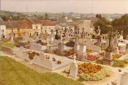 Cemetery of Greiveldange
