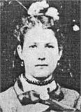 Sarah Vilate <I>Burgess</I> Bunker