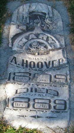 Mary Elizabeth <I>Adair</I> Hoover
