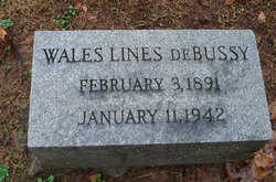 Wales Lines deBussy