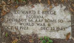 TSGT Edward E. Birge
