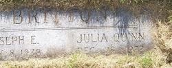 Julia <I>Quinn</I> Britton